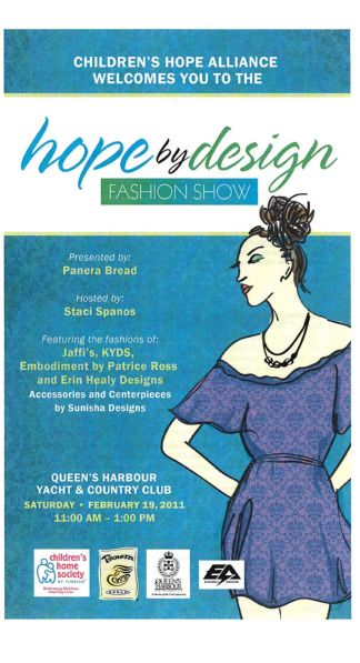 Hope by Design Fashion Show