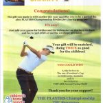 Birdies for Charity Invitation