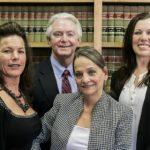 Group Photo of Ellis Fernandez, III, Ruth Wisecarver, Melissa Hunter and Maryanne Durden