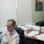 Gregory Blackwell Working